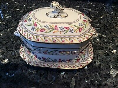 Spode Cabinet Collection Sauce Tureen & Stand • 35£