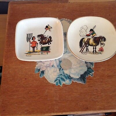 Thelwell Collectables X3 Items.🐎 • 15£