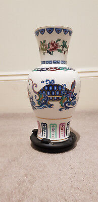 Franklin Mint 1985 Chinese Vase -  The Journey Of The Heavenly Tortoise  • 28£