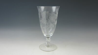 HEISEY HEISEY ROSE Iced Tea Glass EXCELLENT • 10.47£