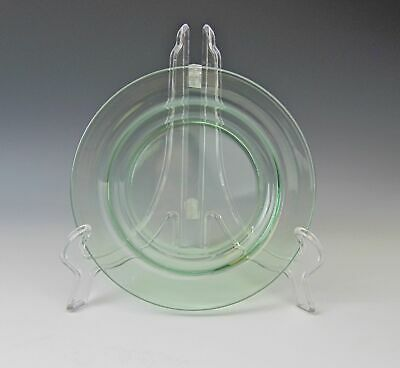 Fostoria Glass PIONEER-LIGHT GREEN Bread & Butter Plate(s) Multi Avail Excellent • 6.59£