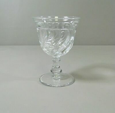 Fostoria Glass COLONY-CLEAR Water Goblet(s) Multi Avail Excellent • 6.90£