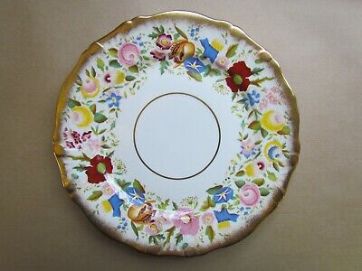 HAMMERSLEY CHINA QUEEN ANNE 10¾  DINNER PLATES (Ref4383) • 55£