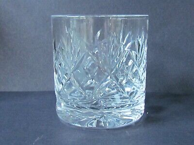 ROYAL DOULTON GEORGIAN PATTERN 3¼  RUMMERS / WHISKY GLASSES (Ref5201) • 19.50£