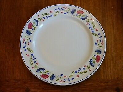 Bhs Priory Very Large Round Serving Plate / Platter • 7.50£