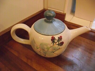 Tain Pottery Scotland Wee Teapot (D) • 25.67£