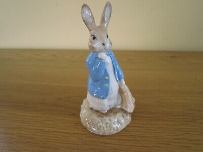 Royal Albert England Peter And The Red Pocket Handkerchief Beatrix Potter 1990 • 9.95£