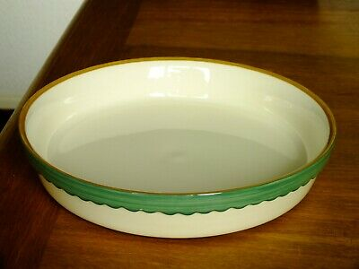 Unused Bhs Oven To Tableware Large Pie/flan Dish • 7£