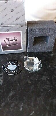 Crystal Collection Small Figurine  Sewing Machine ..mothers Day Gift  • 2.99£