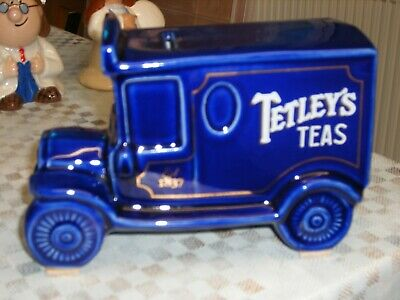 Tetley Tea Moneybox Delivery Truck By Wade Displayed Only. • 30£