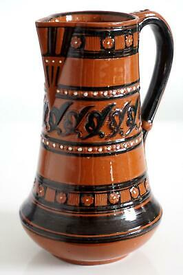 Superb Art Pottery Jug - Dr. Christopher Dresser For Watcombe Torquay - C1872 • 245£
