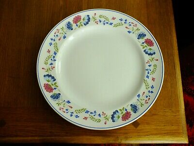 Bhs Priory Large Round Charger Serving Platter . • 6£