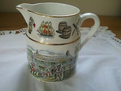 Lord Nelson Pottery Cream Jug • 5£
