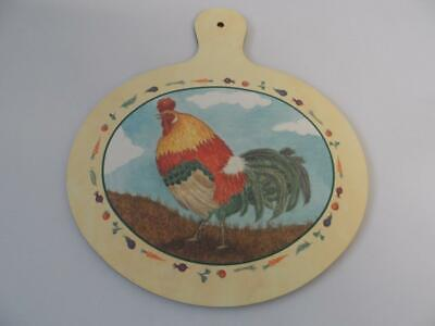 Cloverleaf Farm Animals Chopping / Bread Board • 11.99£