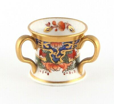Copeland Spode Miniature Tyg, Early 20th Century, Excellent Condition • 5£