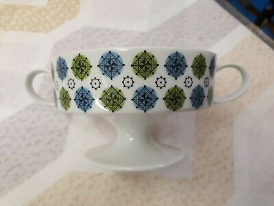 Rosenthal Germany, Pottery Dish, Perfect Condition, Mid Century Pattern  • 4.99£