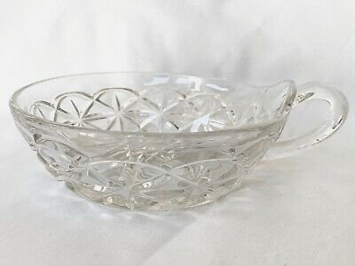 Glass Bon Bon Or Dressing Table Dish • 5£