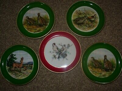 Kaiser Of Germany Miniature Sporting Dishes X5 • 19.90£