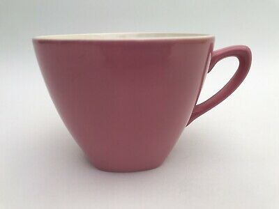 Midwinter Stylecraft Replacement Tea Cup Pink 50's/60's • 4.99£