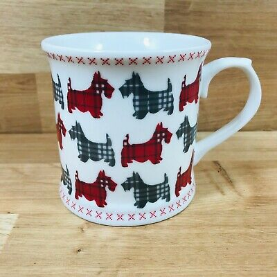 KitchenCraft Porcelain Scottie Dog Mug • 5.99£