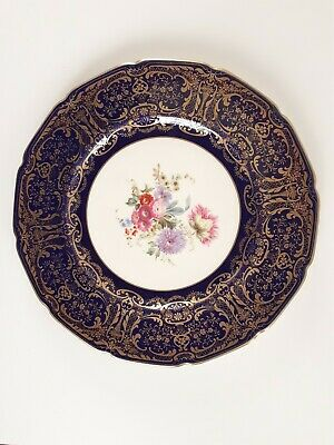 Royal Doulton Gilded And Painted Cabinet Plate • 12.99£