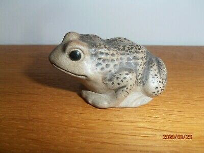Poole Pottery Stoneware Frog / Toad - Super Condition • 42.99£