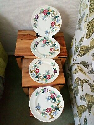 Wood And Sons Ashbourne Plates X4 10  • 5.99£
