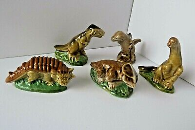 Wade Dinosaur Collection Set 1 1993 • 5£