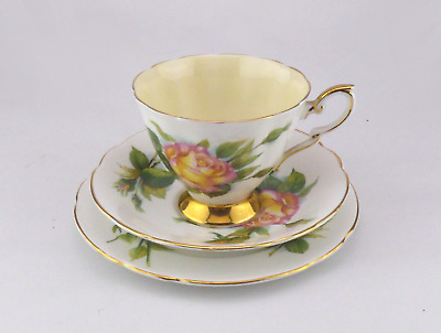 Paragon Peace Rose Trio From Six World Famous Roses Series - Pale Yellow • 19.95£