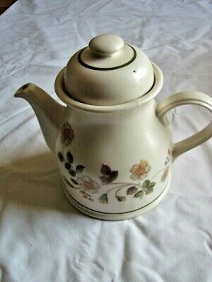 Marks And Spencer Autumn Leaves Large Teapot • 5£