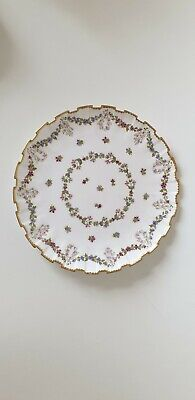 Antique Copelands China Castellated Plate For T. Goode Pattern 5796 • 31.50£