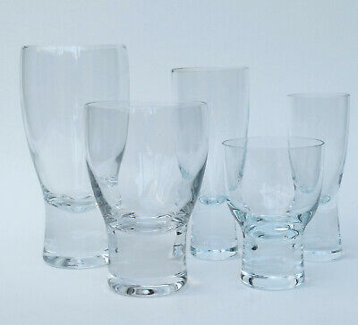 HOLMEGAARD Glass - CANADA Pattern Glasses Designed By Per Lutken - YOUR CHOICE • 12.50£