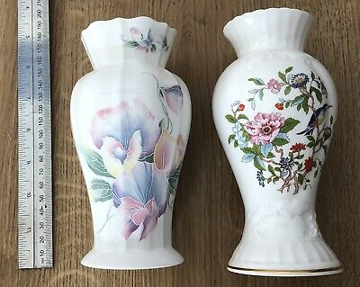 Aynsley Pembroke And Little Sweetheart Vases • 0.99£