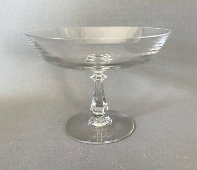 Val St Lambert CONCERTO Crystal Compote • 15.65£
