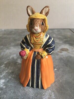 Royal Doulton Anne Of Cleves Bunnykins DB309 With Box Tag & Certificate • 1.60£