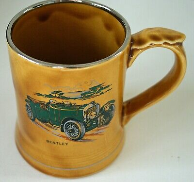 Wade Tankard Bentley  Vintage Sports Car Club  Tankard Used Very Good Condition • 0.99£