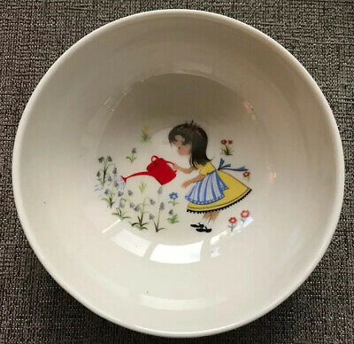 Pickard Childrens Bowl Mary Mary Quite Contrary Bowl • 7.63£