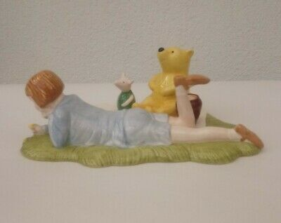Royal Doulton Winnie The Pooh Collection - WP21 ~ SUMMER'S DAY PICNIC ~ LE • 10£