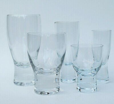 HOLMEGAARD Glass - CANADA Pattern Glasses Designed By Per Lutken - YOUR CHOICE • 7.50£