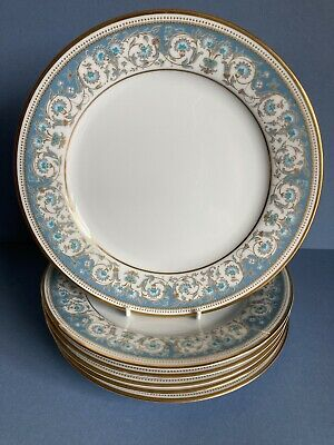 Noritake Polonaise Set Of 6 Salad Plates  • 40£