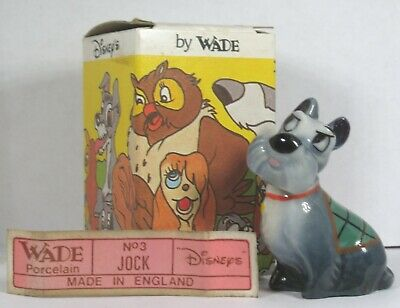 Rare Wade – 2nd Issue Disney's 1980's – Jock Boxed • 13.99£