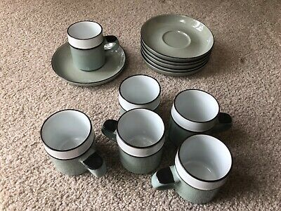 Denby Coffee Cups - Romance Style • 10£