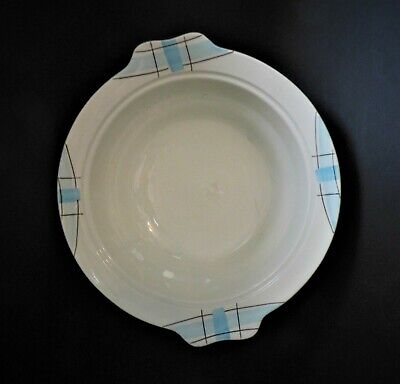 Washington Pottery Blue Check 1950, • 20£