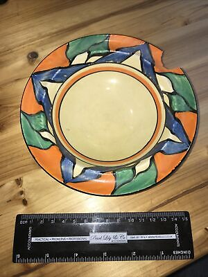 Clarice Cliff Plate • 11.50£