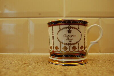 Buckingham Palace China Mug - 1996 • 4.50£