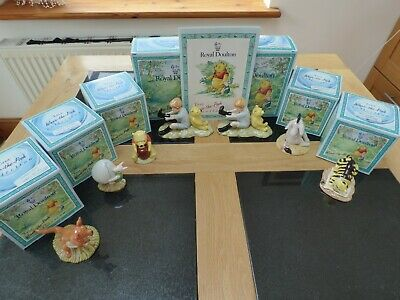 Royal Doulton Winnie The Pooh Collection & Noddy's Royal Stafford Collection • 130£