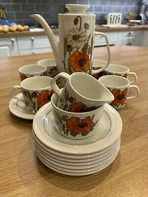 J&G Meakin Tea Set • 10£