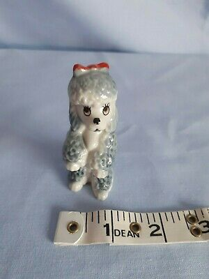 WADE Fifi The Poodle Figurine, 1960s Excellent Condition. • 3.50£