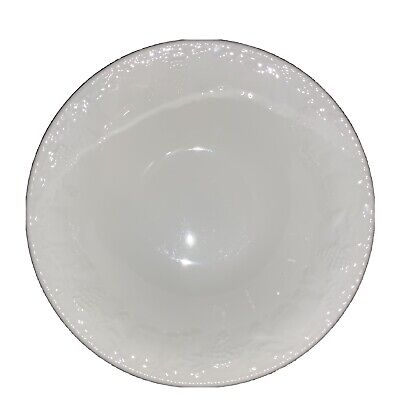 BHS LINCOLN Pair Of Cereal Bowls - Cream Fruits British Home Stores • 4.99£