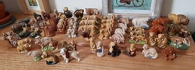 Large Collection Of Wade Whimsies X63 • 21£